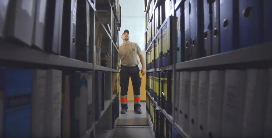 5 syytä, miksi paperisten arkistojen digitointi kannattaa juuri nyt